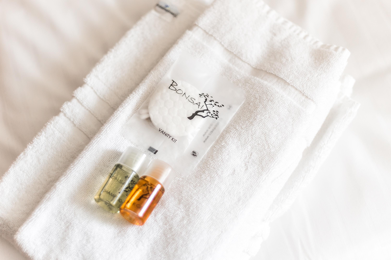 Ručníky a kosmetika